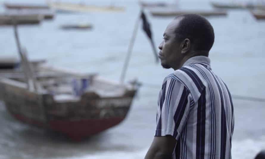 Jabir Idrissa in Zanzibar, where he has moved to try to find new work.