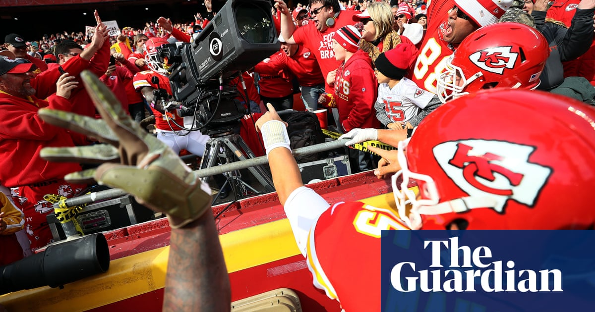 68ac81e3c3 The NFL has tipped everything in favour of offense and the results are  divine