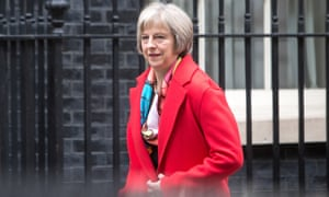 Theresa May supported the 'very good wins' regarding freedom of movement.