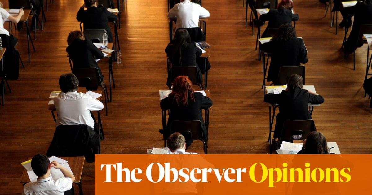 The fail-safe way to beat exam cheats | Barbara Ellen