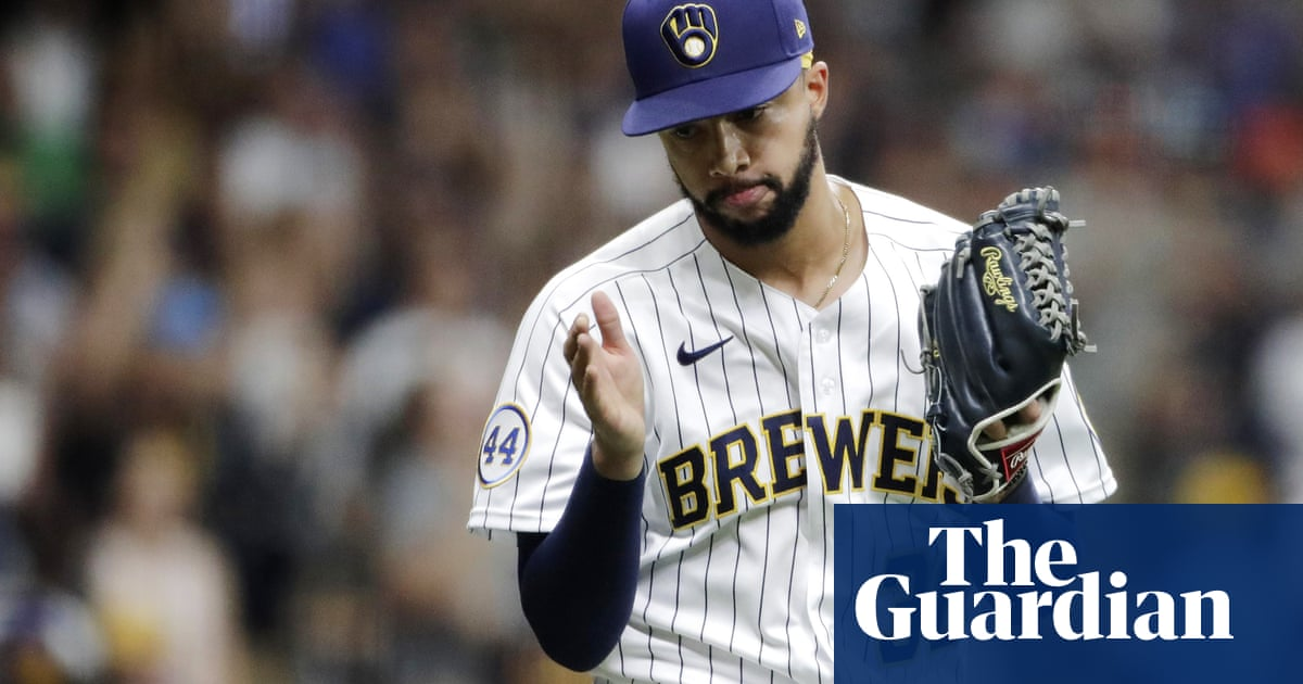 Brewers pitcher Devin Williams likely to miss playoffs after punching wall