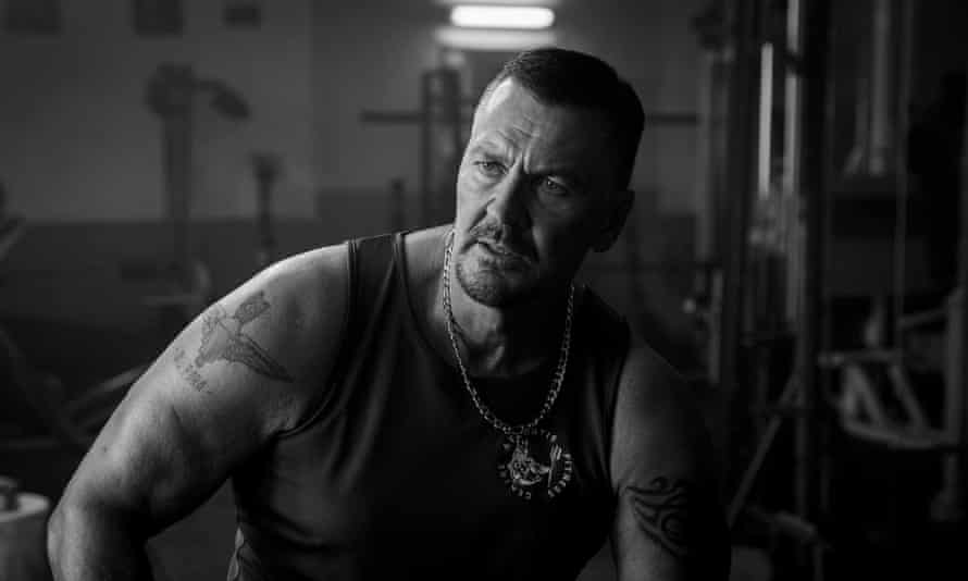 Exquisitely menacing … Muscle, starring Craig Fairbrass