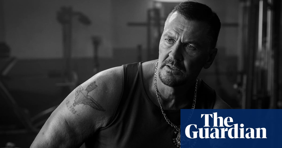 'It took me three days to get over the orgy scene': Muscle star Craig Fairbrass