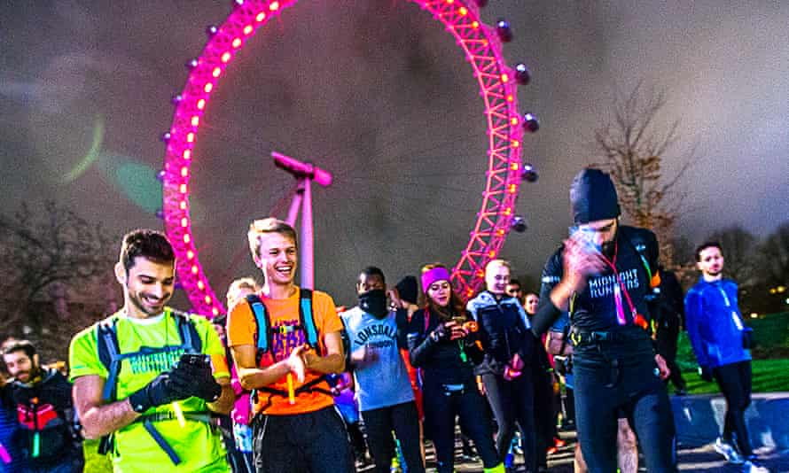 London's Midnight Runners in action.