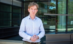 Prof Adrian Hill, director of the Jenner Institute.