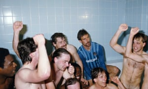 Easy now, that is Mick McCarthy in a bath.
