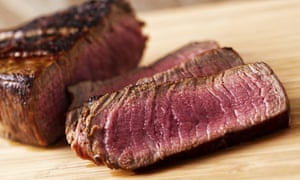 The study suggested accelerated biological ageing and diet-related phosphate levels was directly related to red meat consumption.