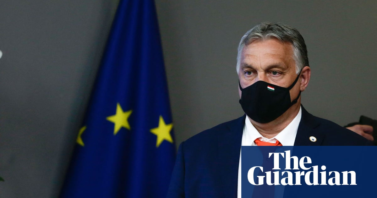 EU Commission urged to reject Hungary's Covid recovery plan