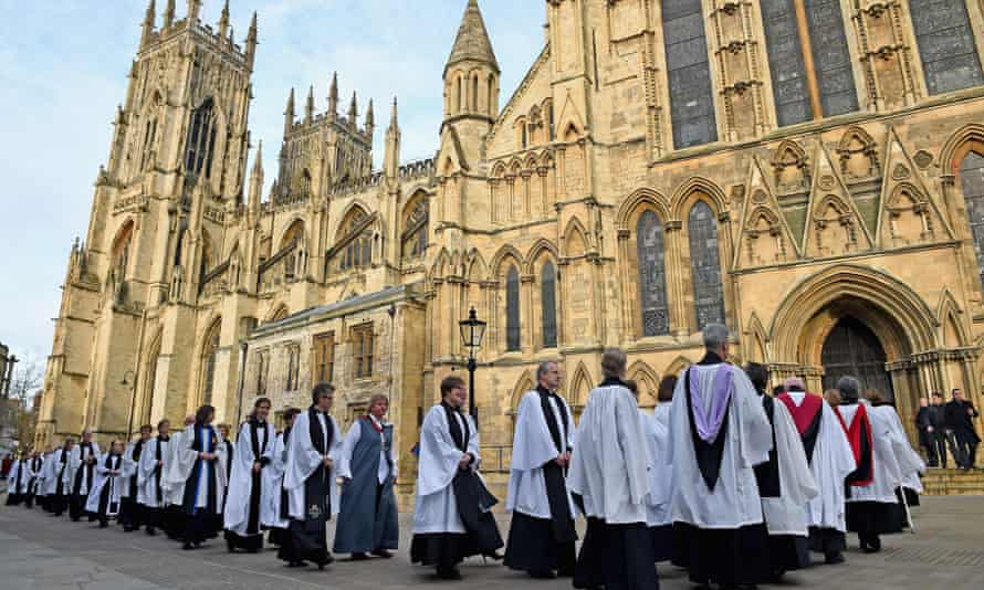 An overwhelming majority of Church of England bishops signed the letter to the prime minister.