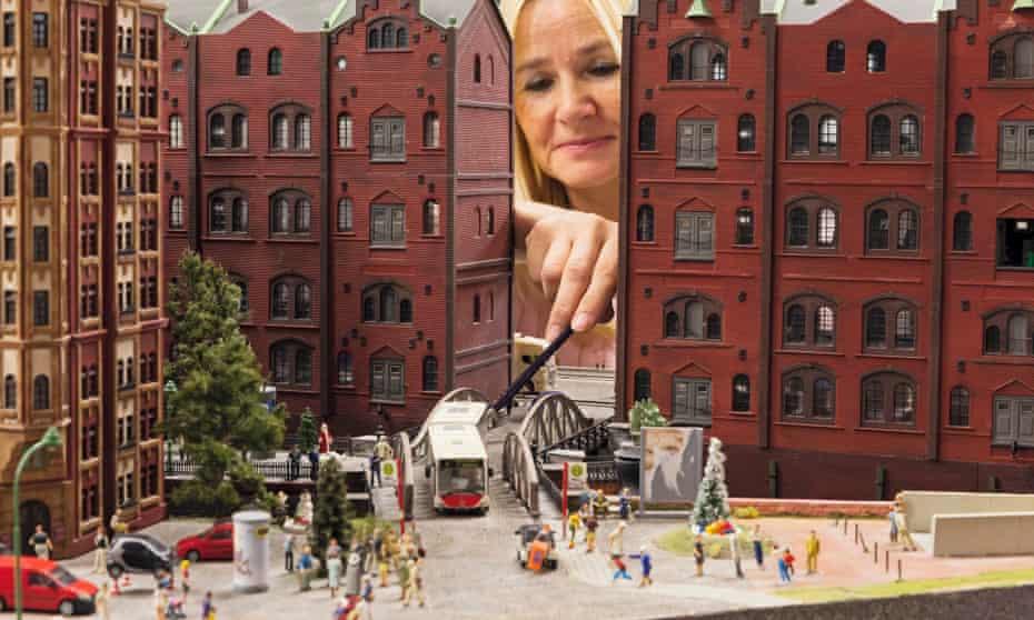 Miniatur Wunderland in Hamburg.