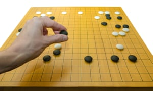 The ancient Chinese board game is played by tens of millions of people