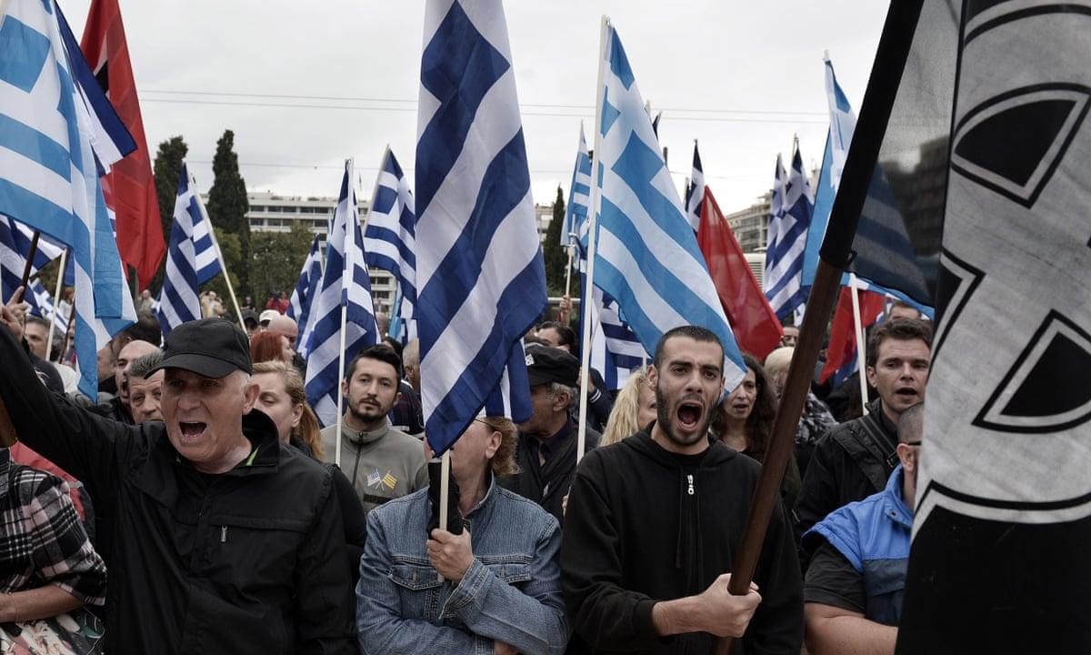 Greek election 2015: Golden Dawn exploits atmosphere of ...