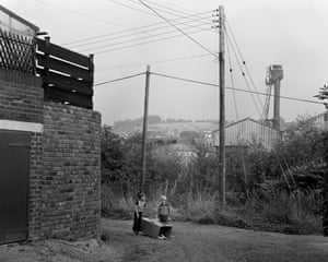 Cradley Foundry, Quarry Bank, 1983.