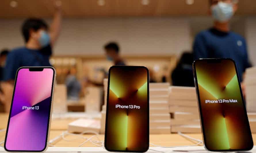 Apple iPhone 13 series