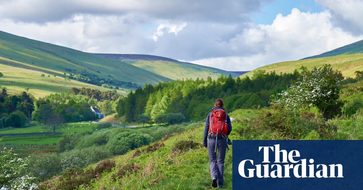 10 great British walking trails where you won't see another soul