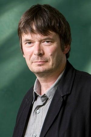 Ian Rankin.