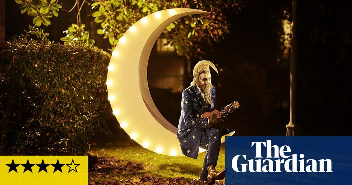 The Show review – Alan Moore brings vaudevillian dazzle to Northampton noir
