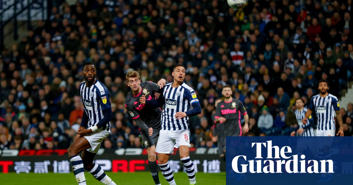 West Brom's Semi Ajayi scores at both ends as own goal gives Leeds draw