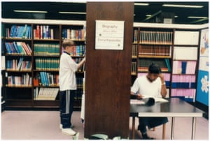 'An icon of the information age' — Sutton Central Library, 23 September 1997.GNM Archive ref: GUA/6/9/1/1/L box 5