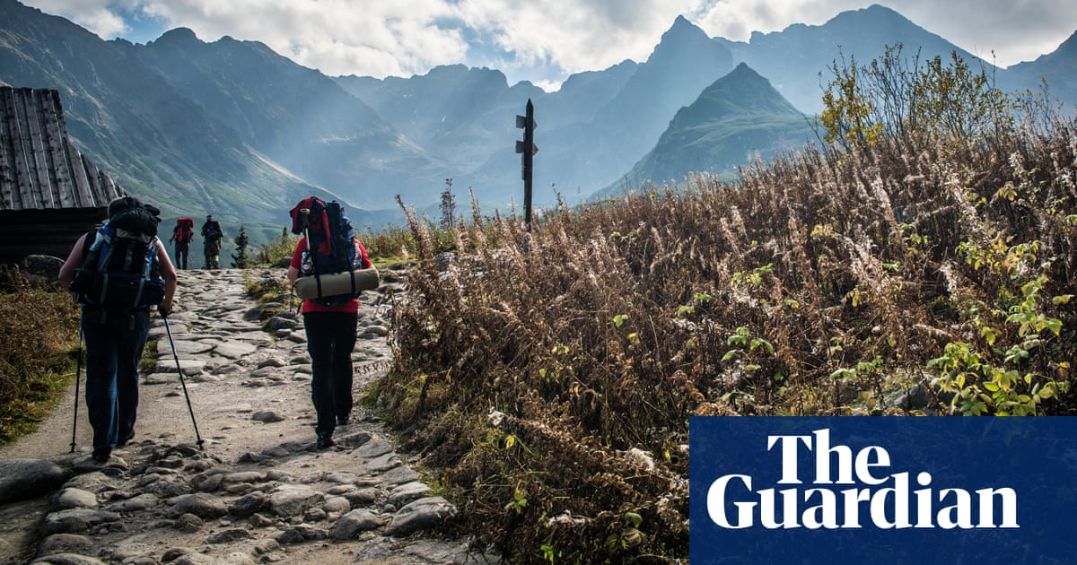 Two Polish climbers killed in High Tatra mountains - the guardian