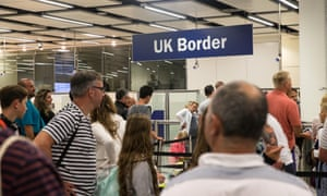 Dismal experience for many travellers as airlines now shoulder the responsibility of border control at airports
