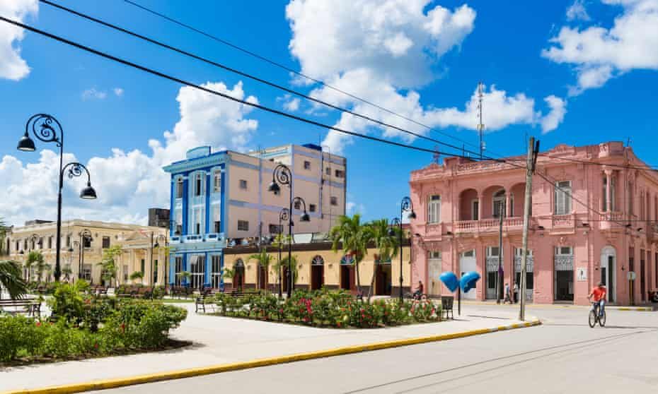 Sagua La Grande is being restored after years in the doldrums.