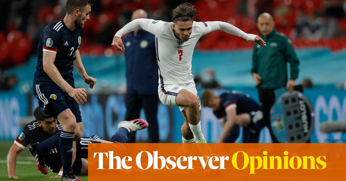 Don't panic! England must resist temptation to change too much