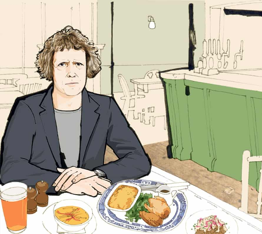 Lunch with Grayson Perry