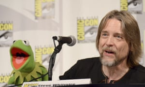 Whitmire had been in control of Kermit since 1990 following the death of Muppets creator Jim Henson. He had also voiced Ernie, of Bert and Ernie fame.