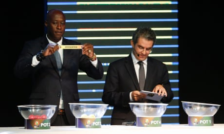 2017 Africa Cup of Nations draw: Algeria and Senegal face off in Group B