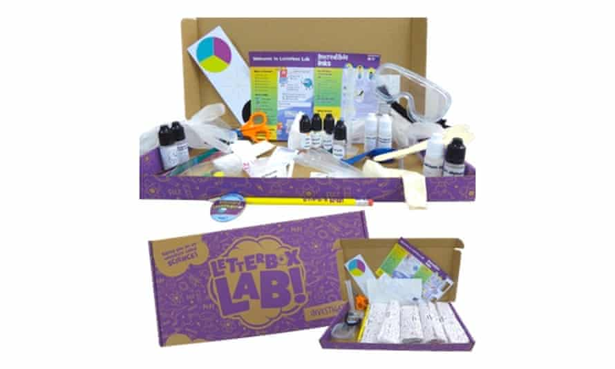 Budding scientists will love these boxes
