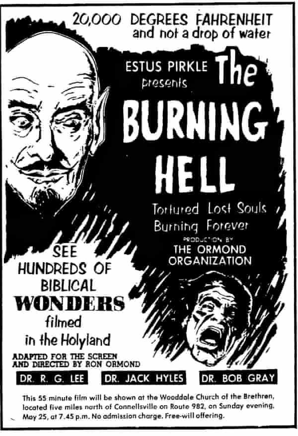 Ron Ormond's The Burning Hell