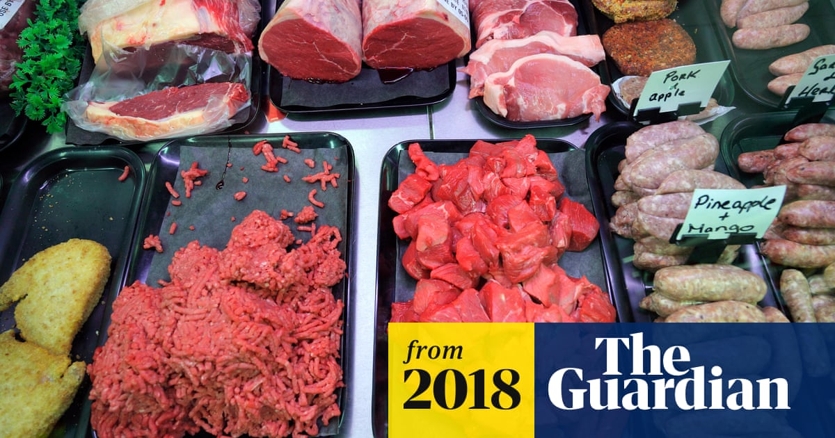 Taxing Red Meat Would Save Many Lives Research Shows