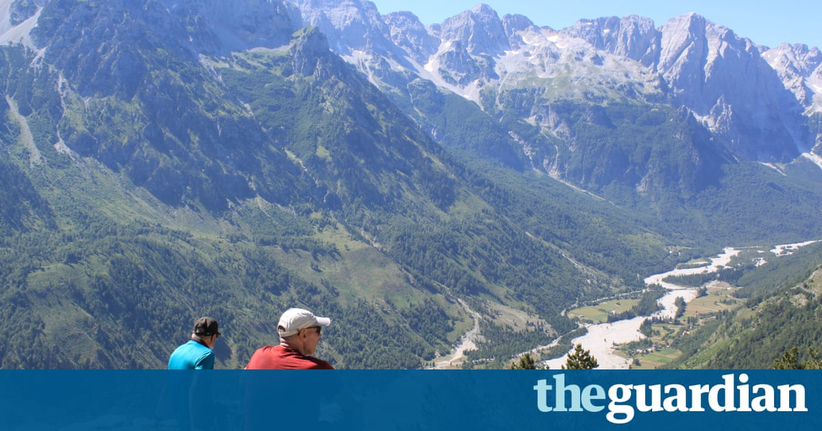 Mountain highs: trekking without borders in the Balkans