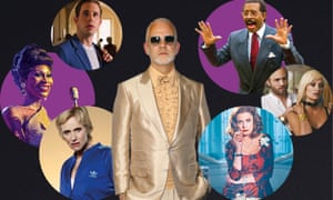 Murphy's law... The Politician; The People v OJ Simpson: American Crime Story; Feud: Bette and Joan; Ryan Murphy; Glee; Pose.