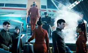 The first STar Trek film, known to fans as Trek 09.