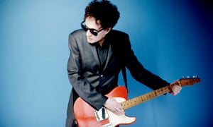 Play your red guitar … Peter Perrett.