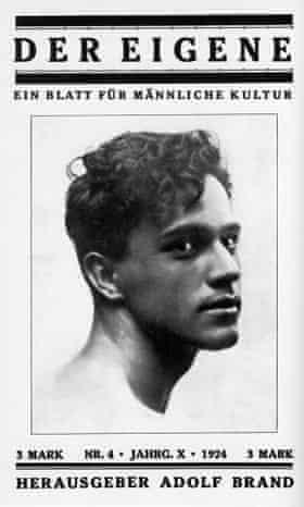 A 1924 issue of Der Eigene, the world's first gay journal.