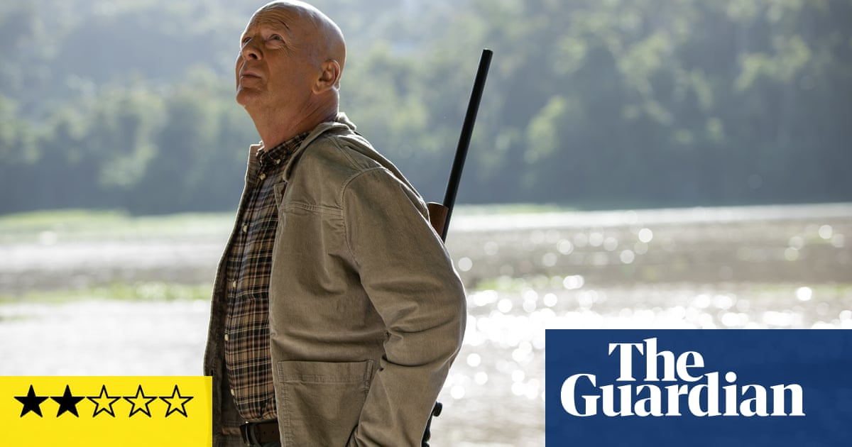 Out of Death review – Bruce Willis trudges through generic wilderness thriller