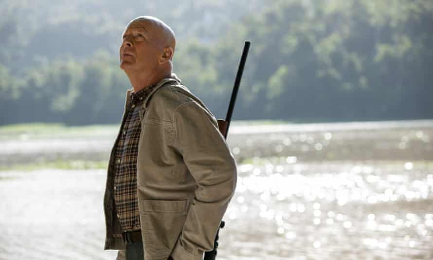 Out of Death review – Bruce Willis trudges through generic wilderness  thriller | Movies | The Guardian