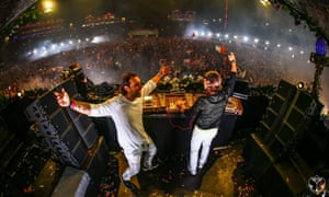 Axwell /\ Ingrosso: from Sweden to the world