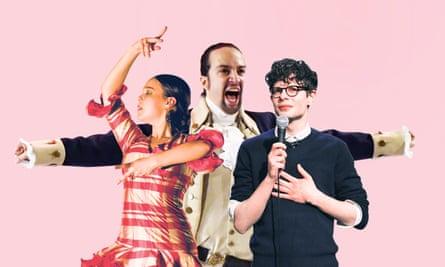 Rocío Molina, Lin-Manuel Miranda in Hamilton and Simon Amstell