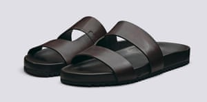 Chadwick sandals, £140, Grenson.