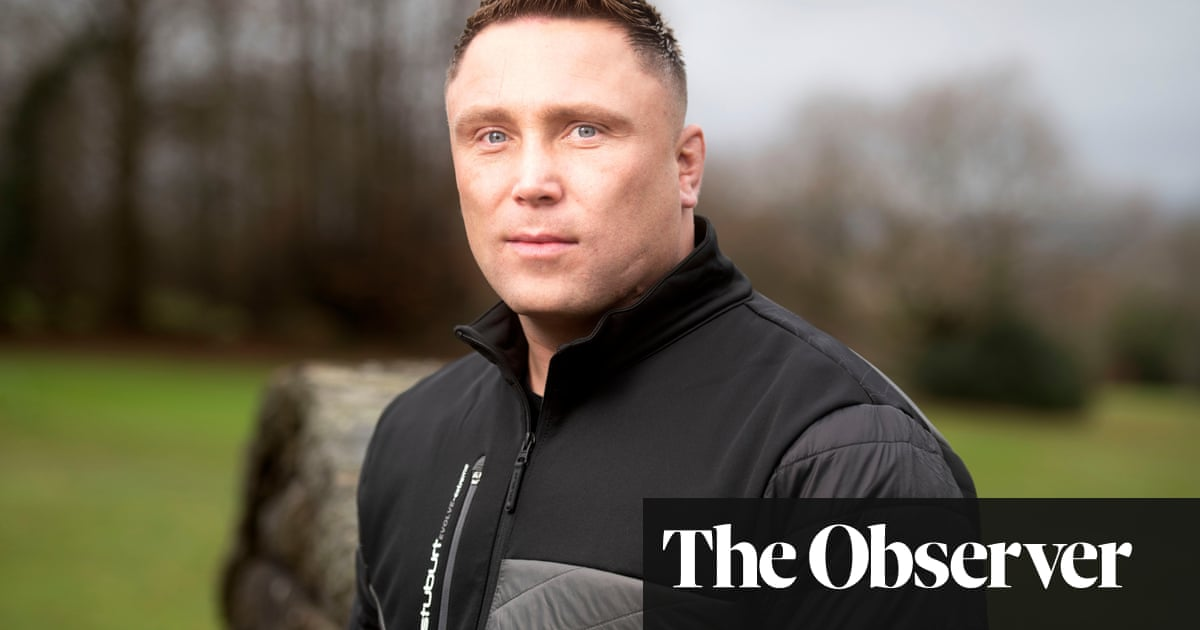 Gerwyn Price: I care what people think but Im out there to do a job