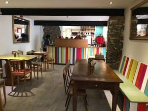 Red Door Kitchen, Kendal, Lake District