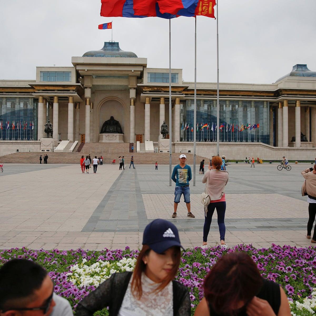 Mongolian teen sex male