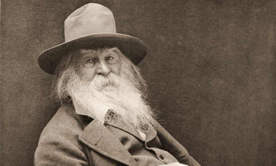 American poet Walt Whitman.