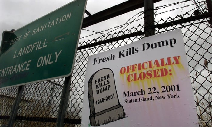 New York comes clean: the controversial story of the Fresh Kills