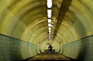2011. Equipment breakdowns became more frequent and the costs of maintenance and repair increased significantly. The tunnels' owner decided to close them in 2013 for a major refurbishment