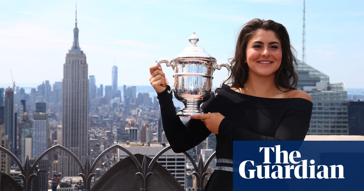 Bianca Andreescu sees a remarkable vision come true at US Open | Tumaini Carayol